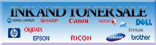 Ink and Toner Sale
